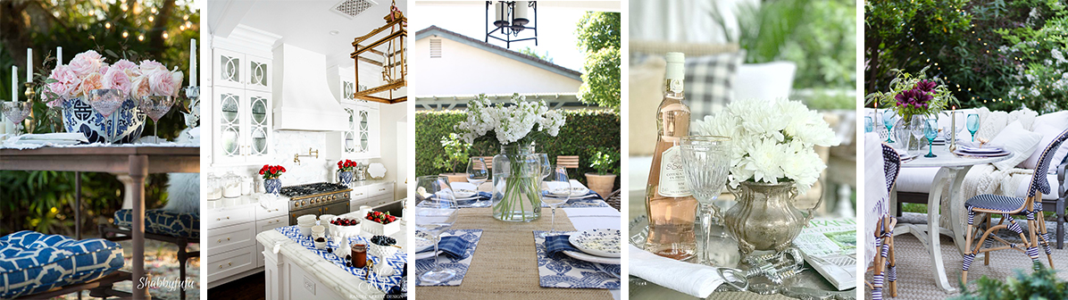 Monday -Styled + Set Summer Entertaining Blog Tour