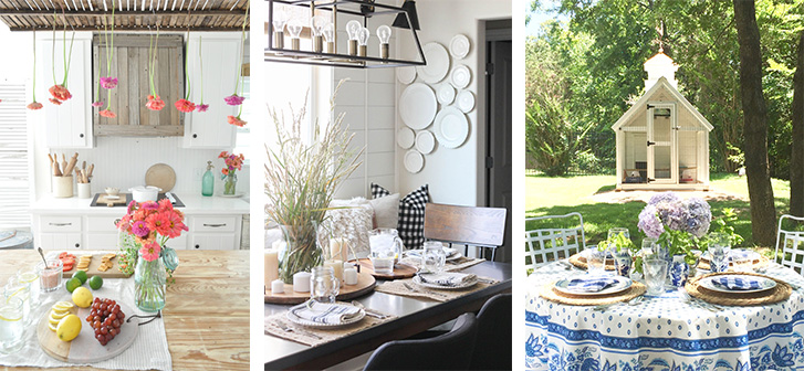 Thursday -Styled + Set Summer Entertaining Blog Tour