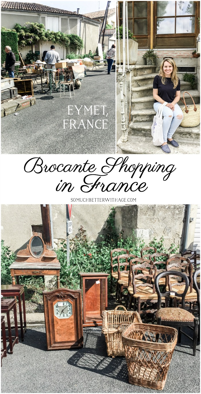brocante shopping in eymet france so much better with age. Black Bedroom Furniture Sets. Home Design Ideas
