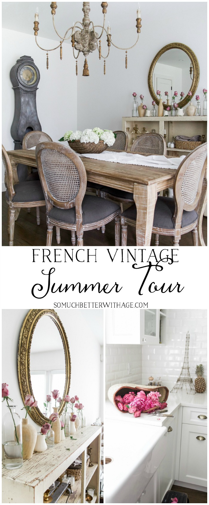 French Vintage Summer Tour