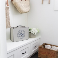 The Best Vintage Laundry Room Decor
