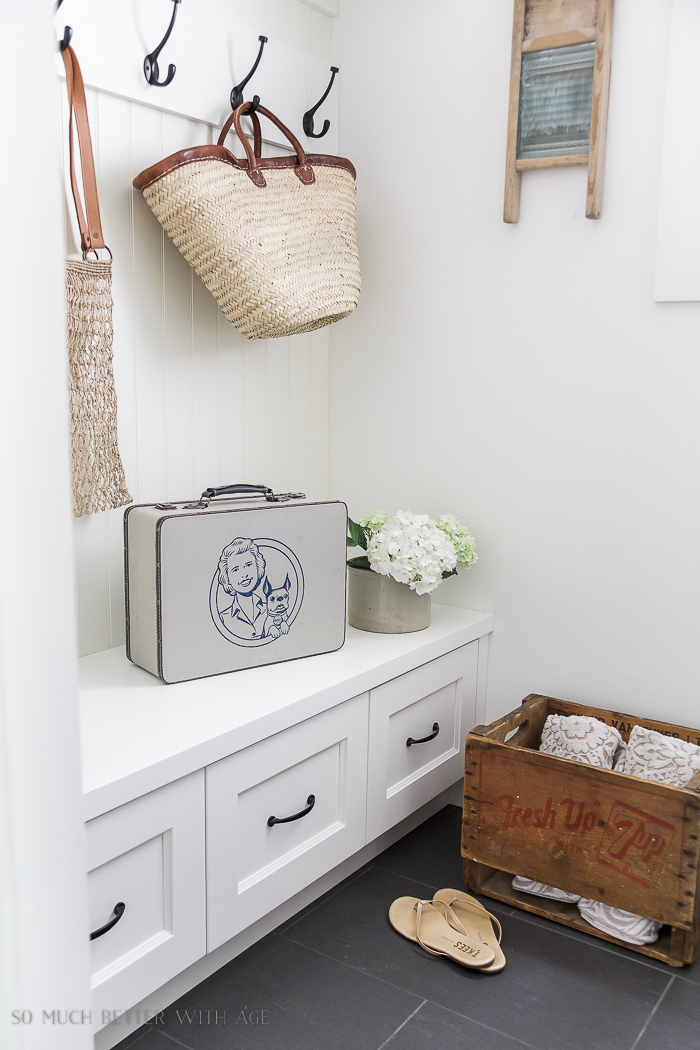 The Best Vintage Laundry Room Decor | So Much Better With Age on Laundry Decoration  id=32418