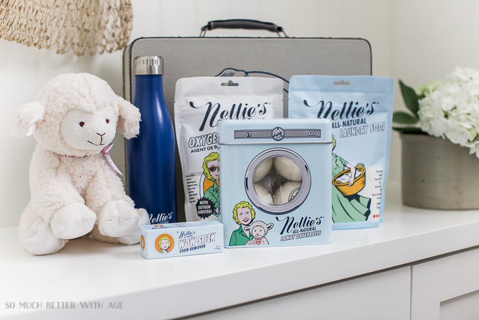 the best vintage laundry room decor giveaway from nellies all natural so much - Laundry Room Decor