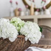 How to Create a Floral Arrangement in a Basket