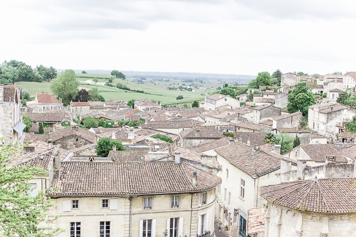 Fairytale village/picnic lunch in Saint-Emilion, France - So Much Better With Age
