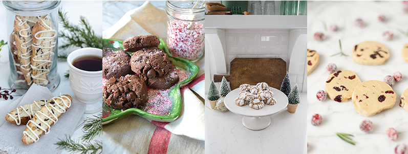Chocolate crinkle cookies - So Much Better With Age