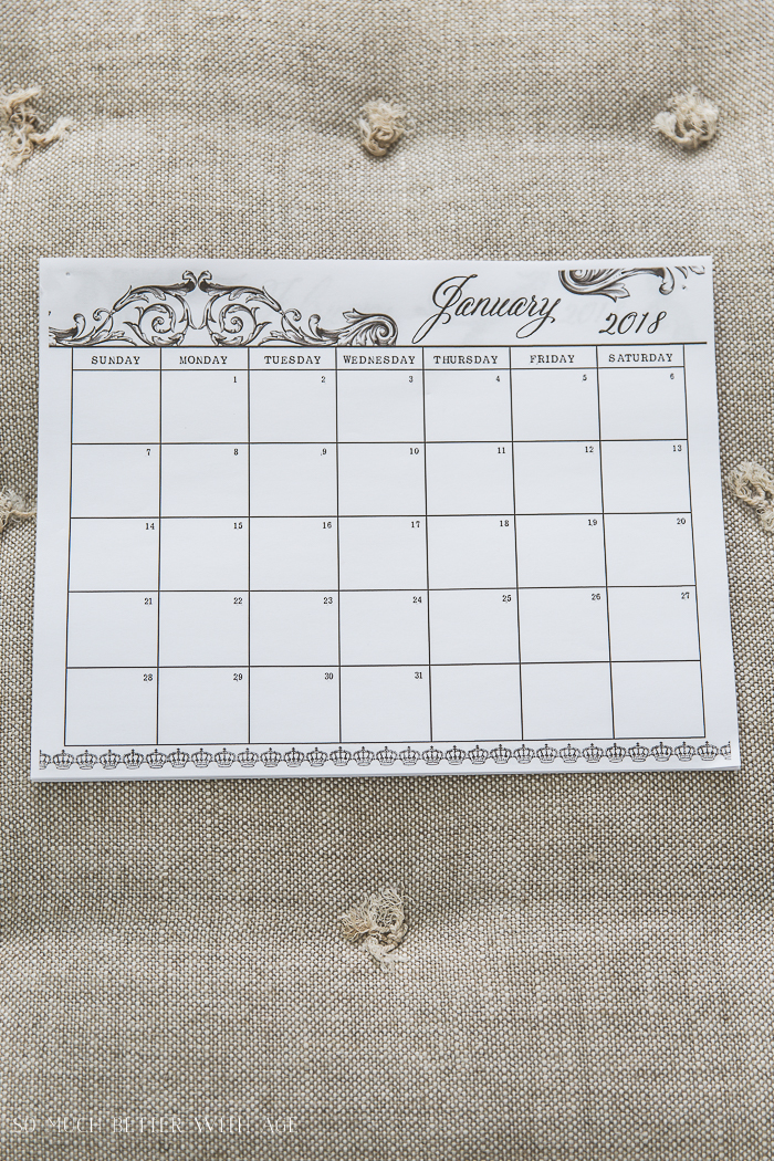 click the link below to get your free 2018 monthly calendar