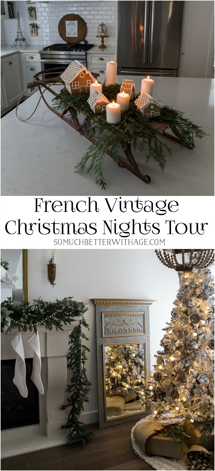 French Vintage Christmas Nights Tour - So Much Better With Age