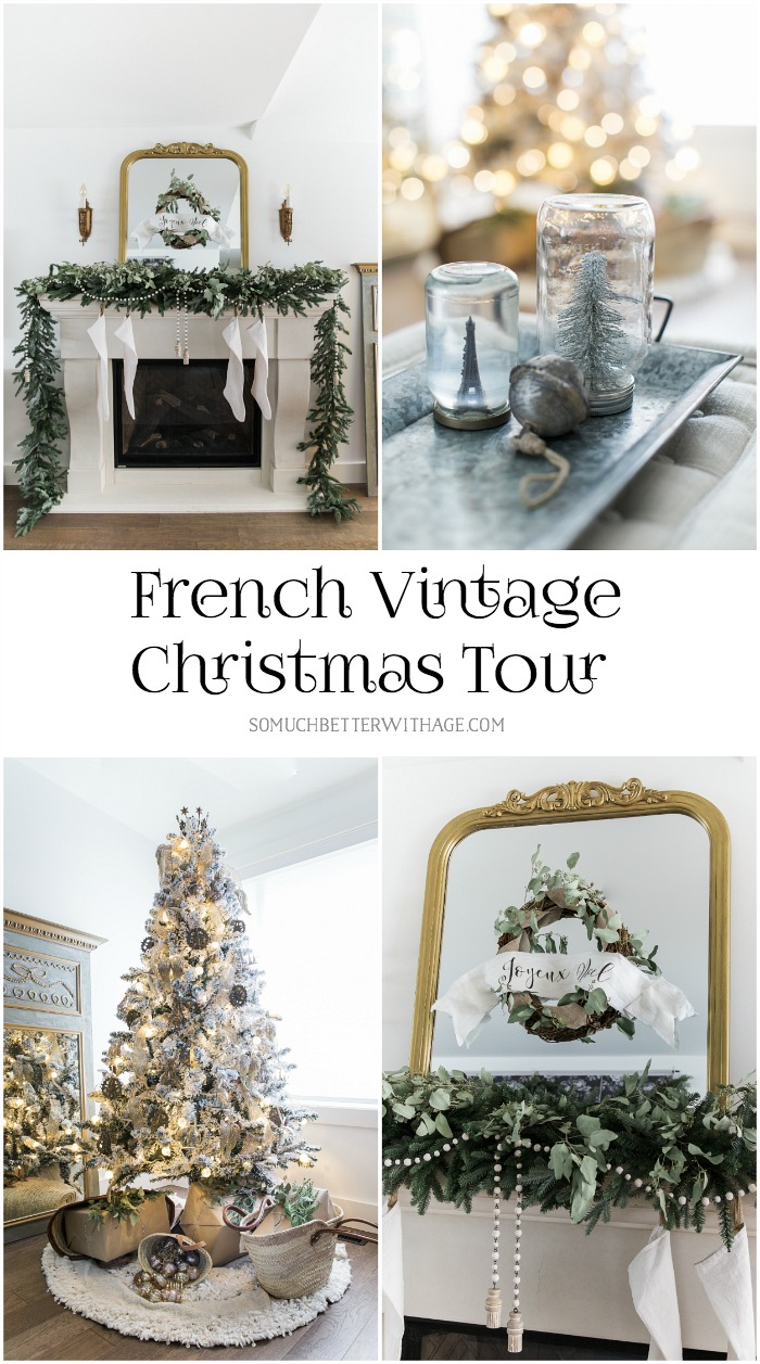 French Vintage Christmas Tour - So Much Better With Age