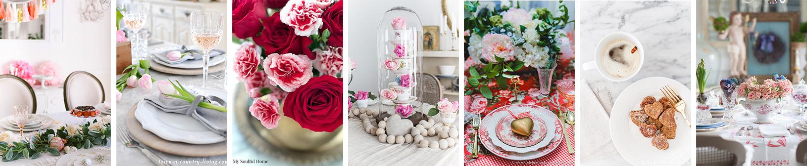 Valentine's Day Styled + Set