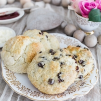 Empress Tea Scones – The Best Scones Ever!