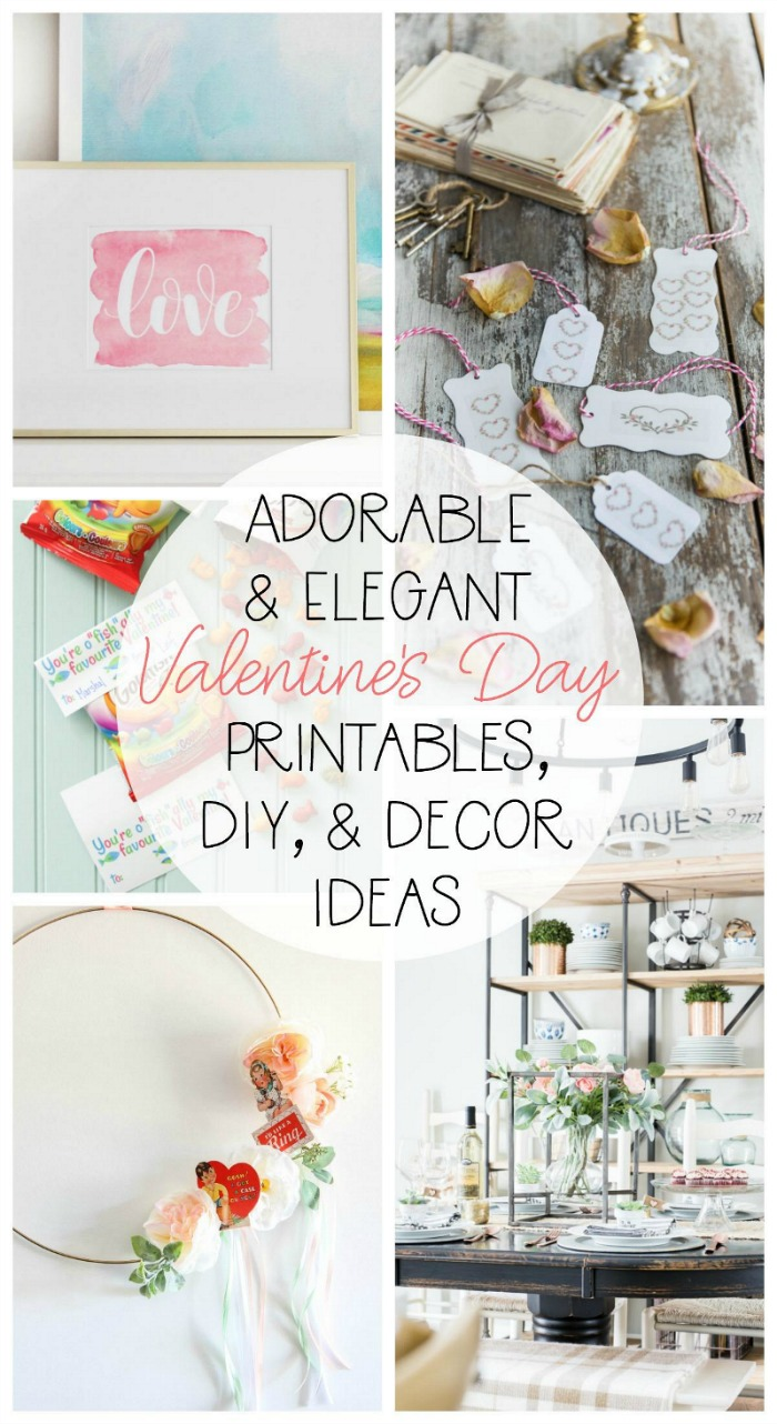 Adorable and Elegant Valentine's Day Ideas