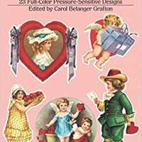 Home Style Saturday No. 70 + Vintage Valentine's Day Cards