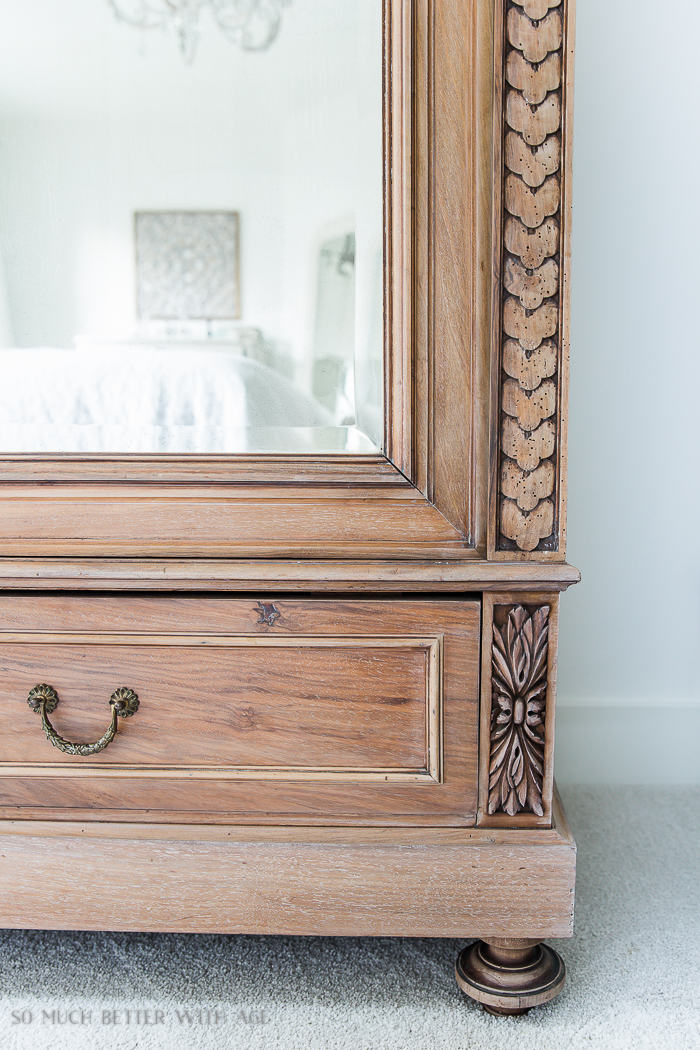 How to Decide Whether or Not to Give Antique Furniture a Makeover/wooden antique - So Much Better With Age