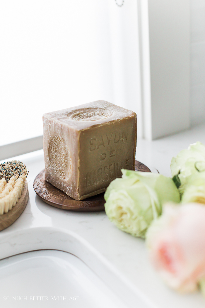 Canadian Spring Tour/French block soap- So Much Better With Age