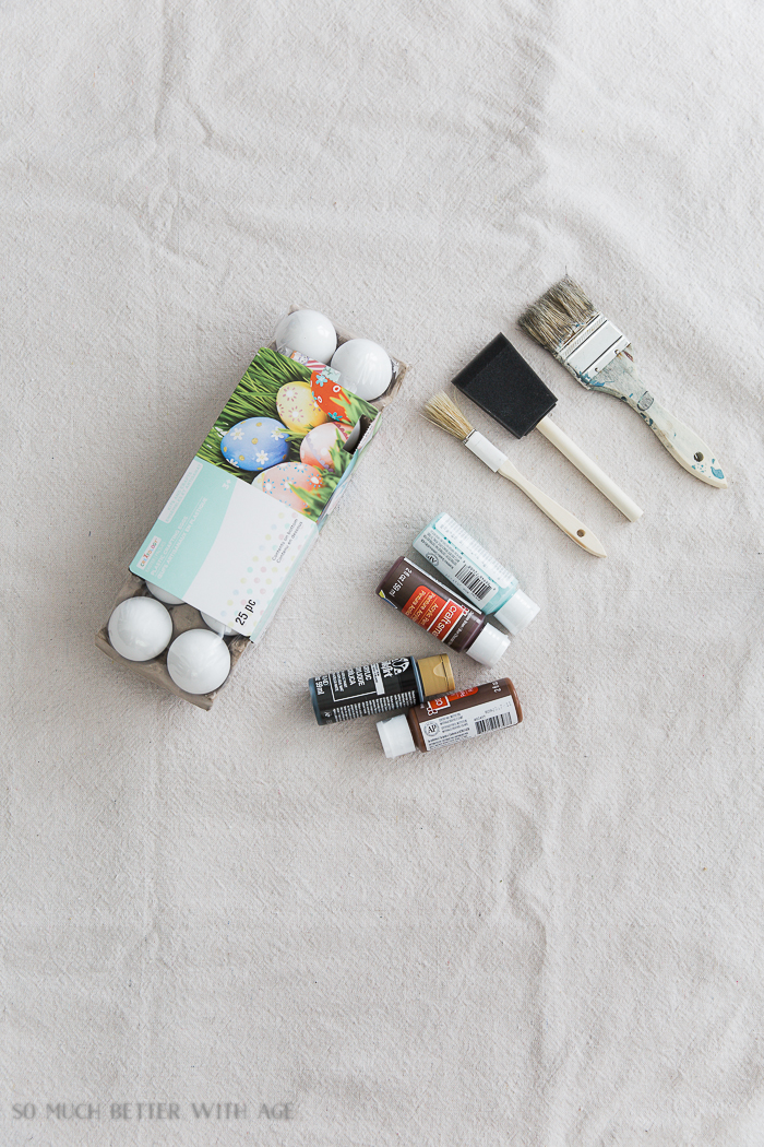The Perfect Shade of Robin's Egg Blue for Easter Eggs/craft eggs - So Much Better With Age