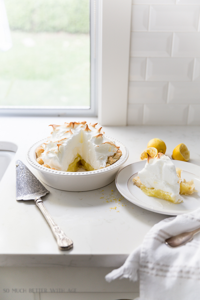 Best Lemon Meringue Pie - So Much Better With Age
