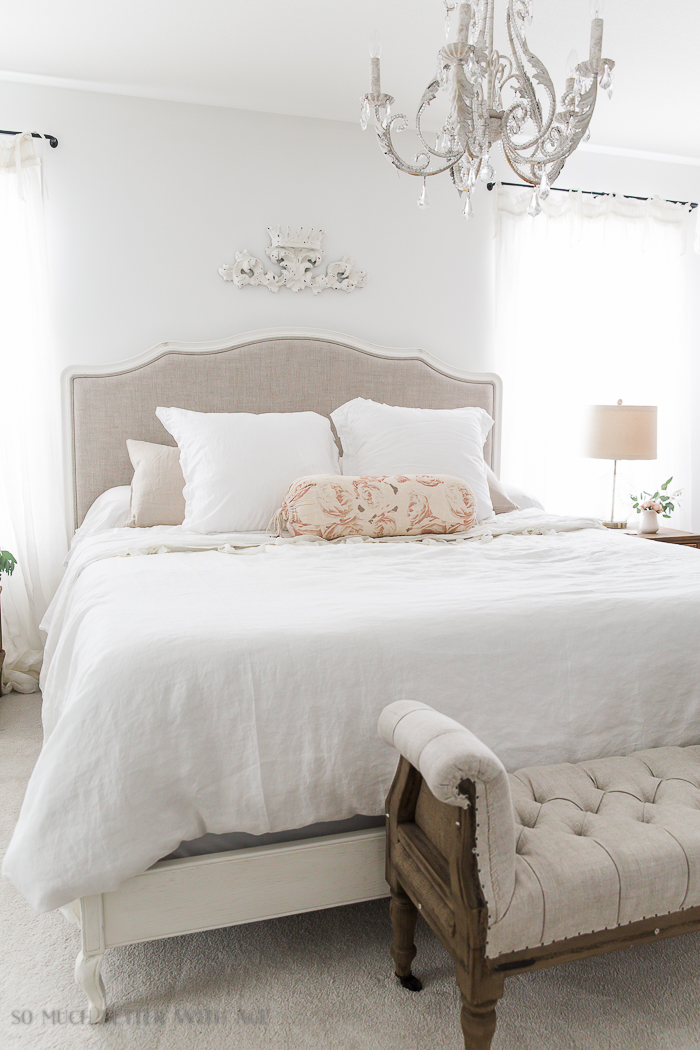 French Vintage Master Bedroom So Much Better With Age