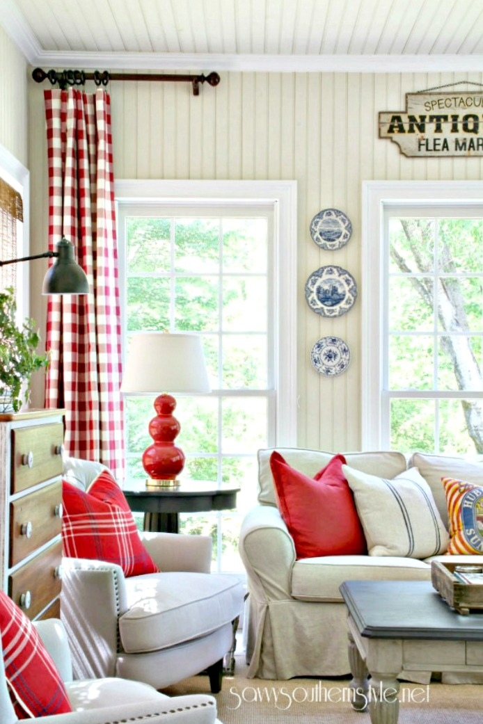 Savvy Southern Style Home Saturday