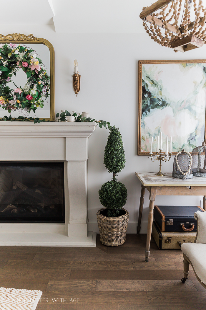 Spring Decorating with Balsam Hill/French Vintage - So Much Better With Age
