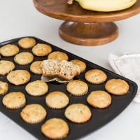 The Best Banana Muffins With Fresh Bananas