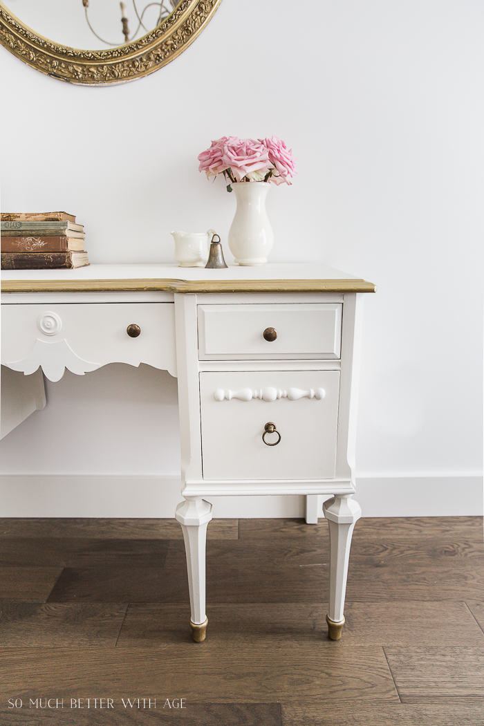 How to Paint Furniture Like a Pro/So Much Better With Age - Home Style Saturday