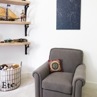 Easy DIY Space Art