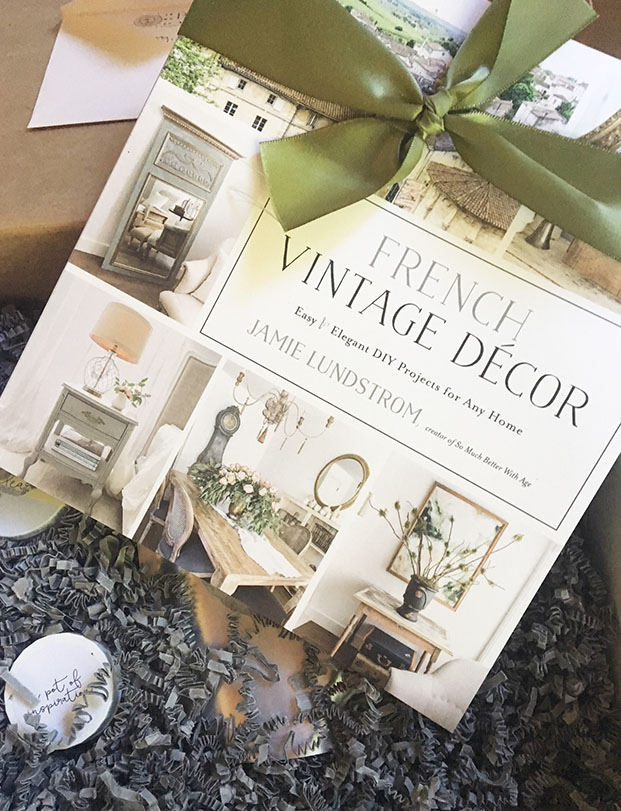 French Vintage Decor Bestseller/ 11 Magnolia Lane- So Much Better With Age