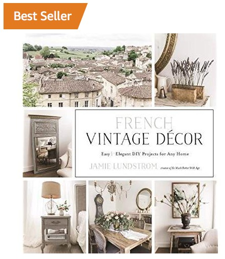 French Vintage Decor Bestseller - So Much Better With Age