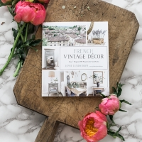More French Vintage Decor Book Projects from Friends