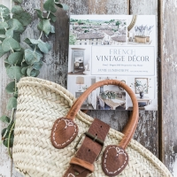 French Vintage Decor Projects from Blogger Friends + Giveaways!