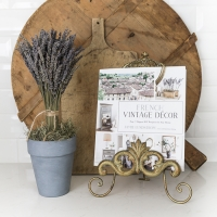 French Vintage Decor Book – Win a Signed Copy!