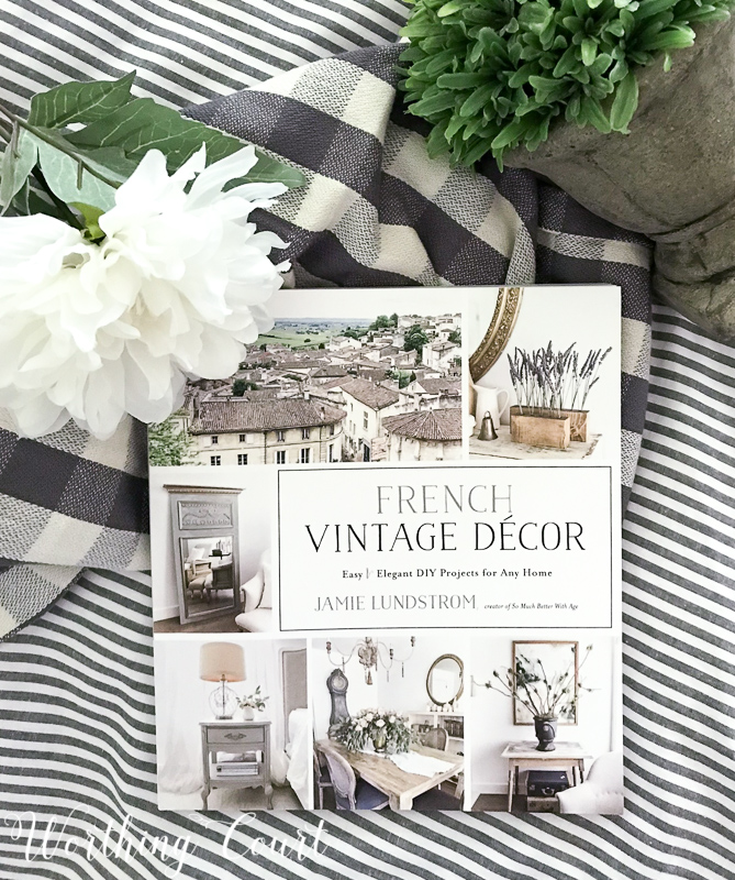 French Vintage Decor book from Worthing Court