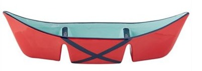 The Best Summer Picnic Items/canoe dip bowl - So Much Better With Age