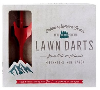 The Best Summer Picnic Items/lawn darts - So Much Better With Age