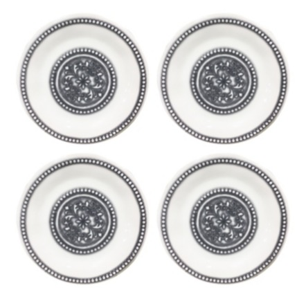 The Best Summer Picnic Items/ medallion melamine plates- So Much Better With Age