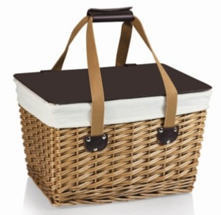The Best Summer Picnic Items/natural picnic basket - So Much Better With Age