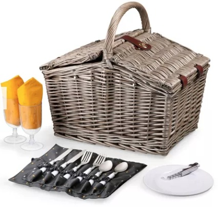 The Best Summer Picnic Items/picnic basket - So Much Better With Age