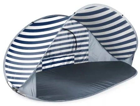 The Best Summer Picnic Items/striped sun shade - So Much Better With Age