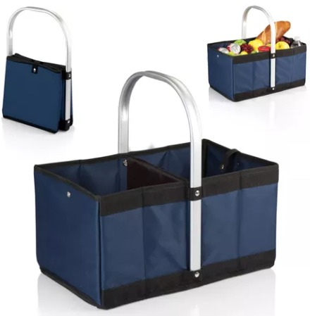 The Best Summer Picnic Items/collapsible tote - So Much Better With Age