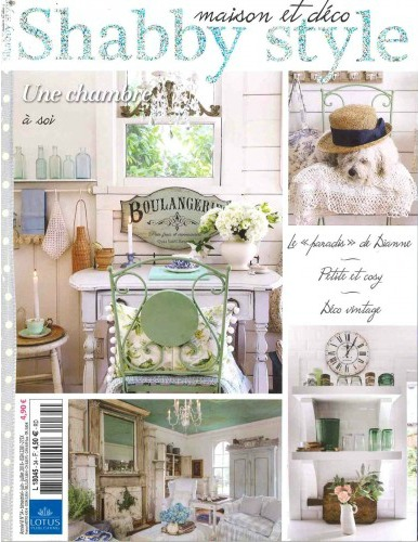Maison et Deco Shabby Style - So Much Better With Age