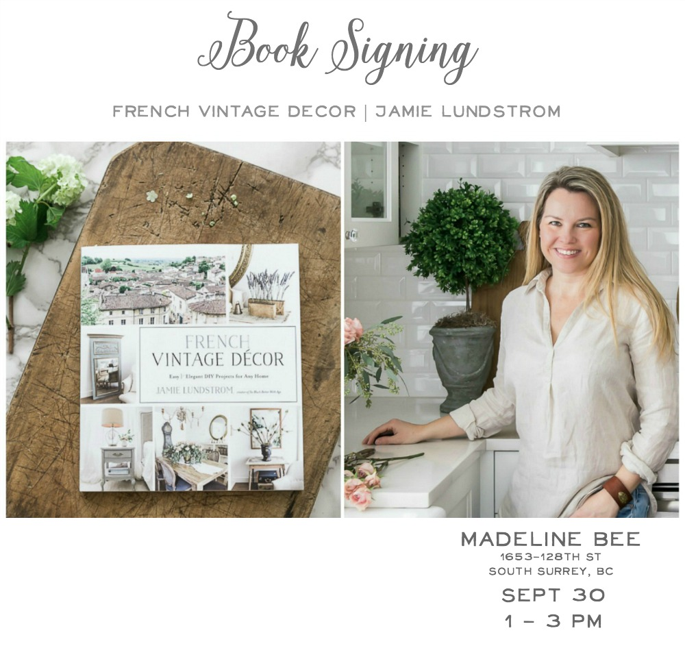 Madeline Bee Book signing - Jamie Lundstrom
