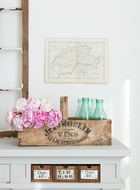 The Best Online Shops to Buy French Home Decor/French Larkspur - So Much Better With Age