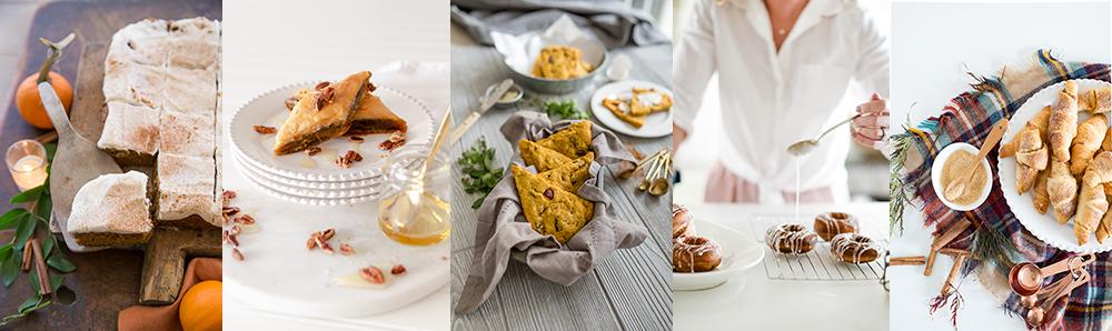 Bloggers share their pumpkin pie recipes.