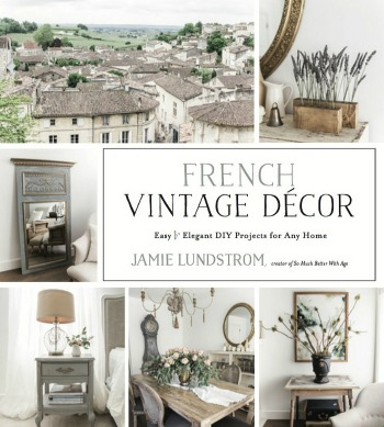 French Vintage Decor book.
