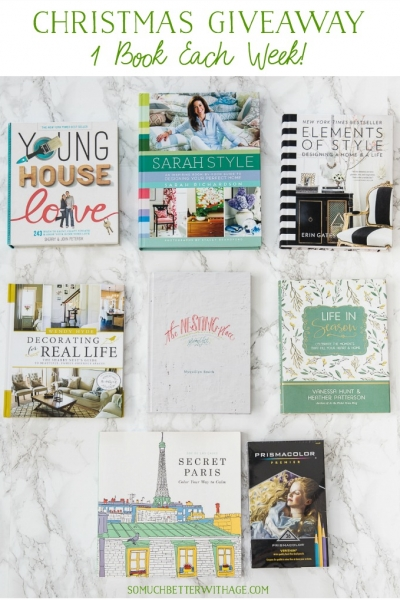 Home Style Saturday No. 108 + Christmas Giveaway Announcement