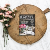 Romantic Home Magazine Features