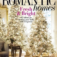 Romantic Homes Dec 2018 – Christmas Tour