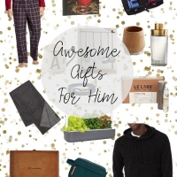 Awesome Gifts for Him