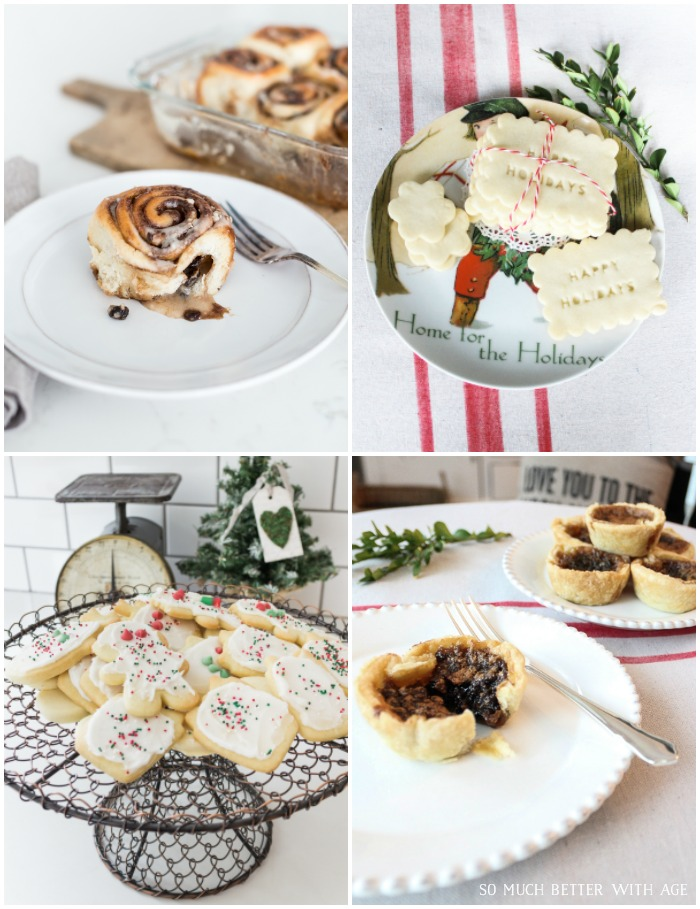 Top 4 Christmas Baking Recipes - So Much Better With Age